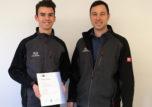IHK-Abschlussprüfung zum Technischen Systemplaner erfolgreich absolviert